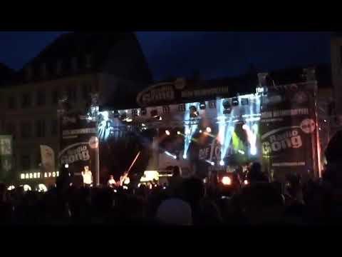 Ab geht's  Die Lochis Stadtfest Würzburg 2017 Radio Gong Bühne