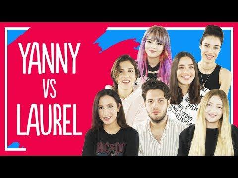YANNY VS LAUREL (NEDEN HERKES FARKLI DUYUYOR)   Danla Bilic, Tatlıcı, Melodi Kızılgün,  Kedi Mari