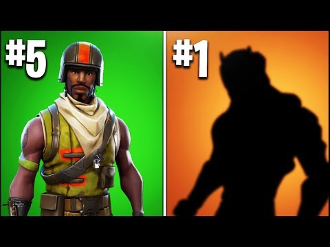 10 Fortnite Skins that WILL Replace the Skull Trooper...