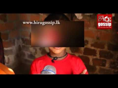 Kuliyapitiya Student Speaks About his Future