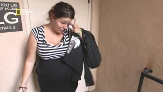 Une sans-abri de 19 ans, enceinte, raconte ses journées thumbnail