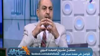 علي عبد النبي مستقبل الطاقة في العالم للطاقة النووية