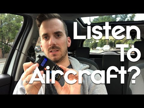 Can You Listen To Aircraft On A Baofeng?