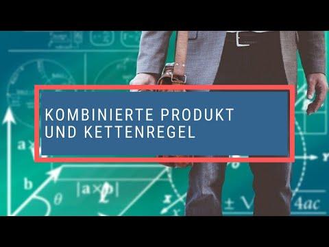 Kombinierte Produkt und Kettenregel 2 - YouTube