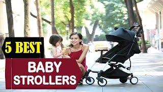 5 Best Baby Strollers 2018 | Best Baby Strollers Reviews | Top 5 Baby Strollers