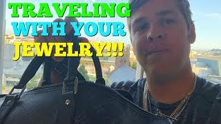 How to TRAVEL with your JEWELRY (San Francisco)