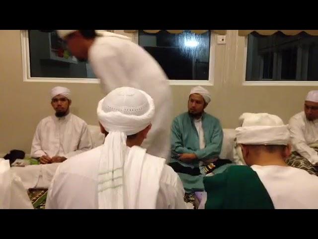 Majlis Mawlid dan Qasidah. 6/10/2017. Kediaman Hj Iskandar, Brunei