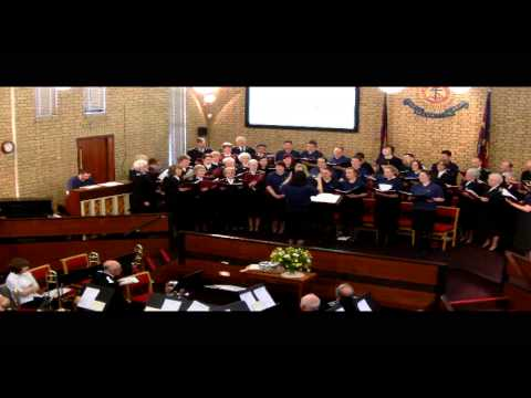 East Youth Chorus & Carlisle Songster - I Dare To Be Different