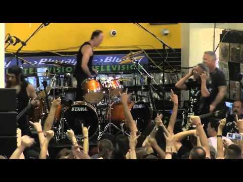 Metallica Record Store Day 2016
