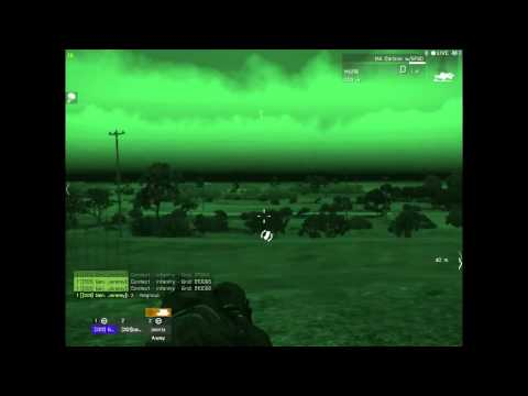 (Arma 3) 24th MEU 2nd Battalion- Stalker