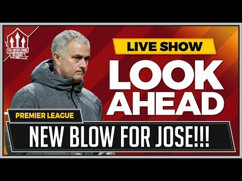 Manchester United vs Bournemouth LIVE Preview | MOURINHO Takes More L's!