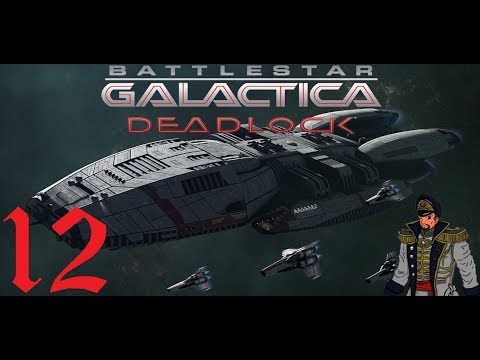 Rethinking Our Tactics | Battlestar Galactica Deadlock Gameplay #12