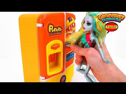 Aprende Comida con Lagoona Blue y Pinkie Pie ' Pororo  - Videos Educativo para Niños!