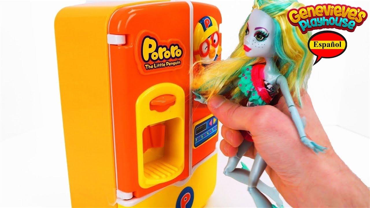 Download Aprende Comida con Lagoona Blue y Pinkie Pie & Pororo  - Videos Educativo para Niños!