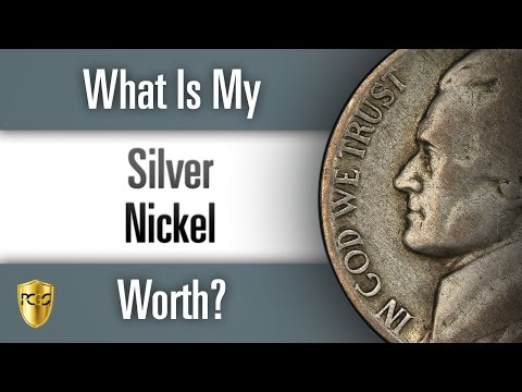 What is my Silver Nickel Worth?