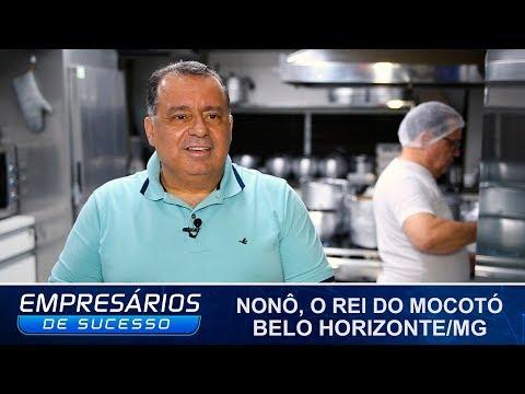 NONÔ REI DO CALDO DE MOCOTÓ BELO HORIZONTEMG EMPRESÁRIOS DE SUCESSO