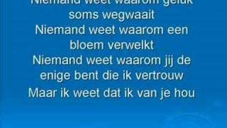 Volumia - Hou me vast  Lyrics