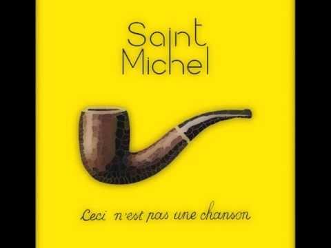 """Saint Michel - Lp1 - """" Ceci n'est pas une chanson """""""