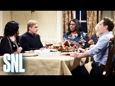 Friends-giving - SNL