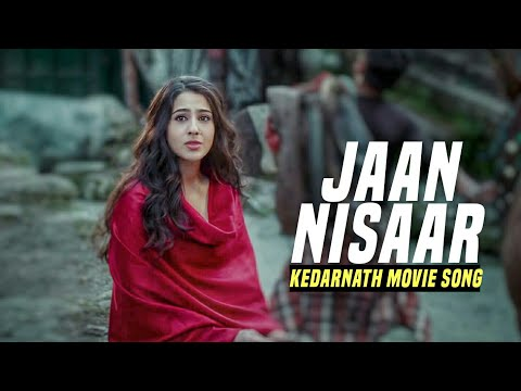 Jaan Nisaar Song Whatsapp Status | Arijit Singh |Kedarnath Movie