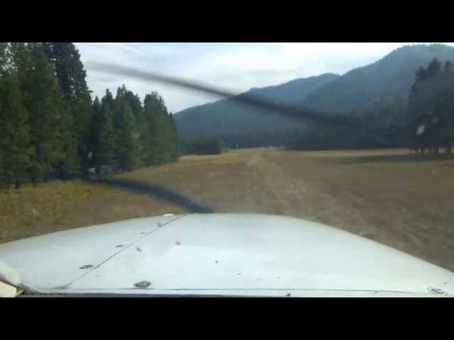 Flying in to Fly Fish