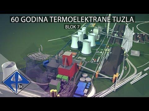 60 godina Termoelektrane Tuzla - Blok 7 - 18.09.2019.
