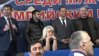 Чемпионат России 2015 по рукопашному бою в Нальчике