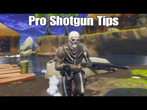 Pro Shotgun Aim Tips For Console Players in Season 5 (Fortnite Battle Royale)