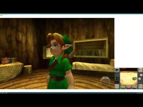 Nintendo 3DS Emulator Citra -The Legend Of Zelda Ocarina Of Time - -  GameVicio