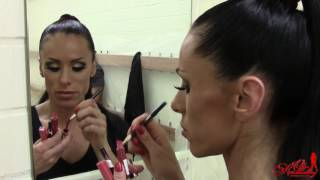 1st Int. IFBB Luxembourg championship - Bodyfitness - Backstage, I-Walk, comparisons, callouts