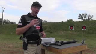 Rainier Raptor Charging Handle Overview and 3-Gun Pro Tip With Chris Andersen.