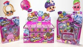 Shopkins cicibiciler 4.seri   shopkins cicibici oyuncak tanıtımı   evciliktv