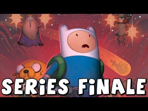 Adventure Time is Ending Before September