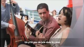 Camélia Jordana - 2 Minutes 35 de Bonheur [ Paroles + Clip ]