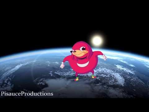 Uganda Knuckles Shooting Stars (Do u kno da wae in space)