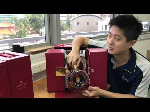 Unboxing $4000 Louis XIII Cognac