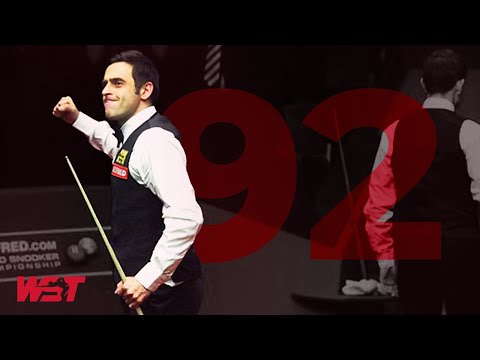 THAT O'Sullivan Clearance | 2012 World Championship Final