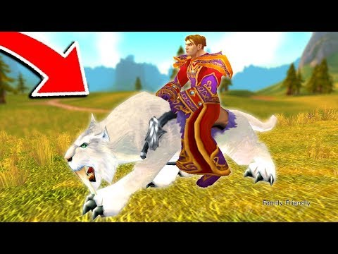 Only 0.001% Of WoW Players Own This Mount!