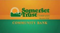 "Somerset Trust Company - ""Community"" 15 Sec TV Commercial"