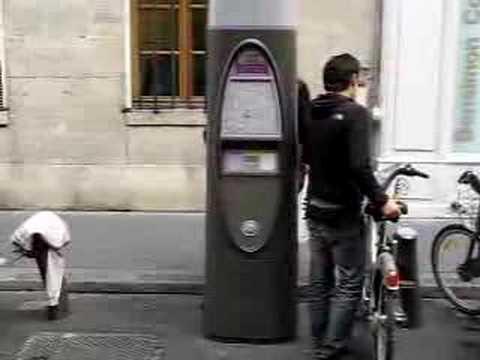 Paris Bike - Velib Bike Rental