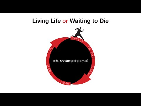 Living Life or Waiting to Die - Comedy Feature Film
