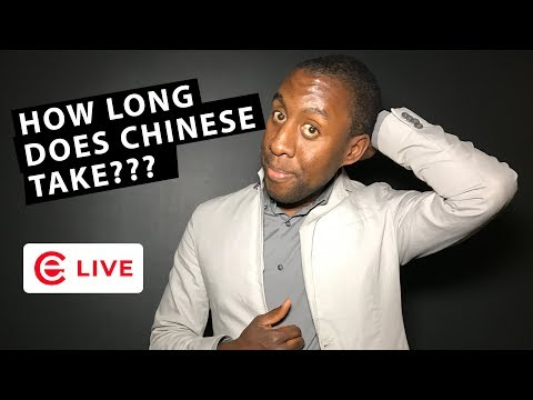 How Long Does It Take To Learn Mandarin?? ✅ 🤷🏾♂️