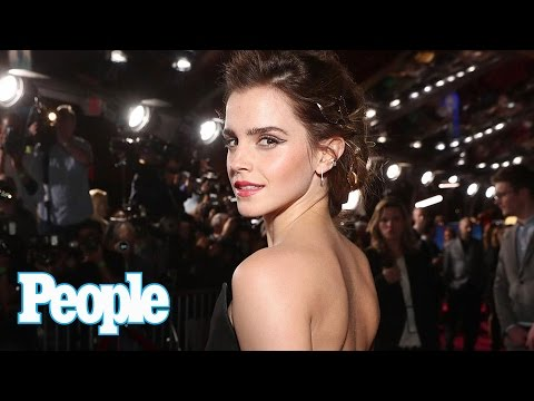 Emma Watson's 7 Unique Beauty Confessions: Fur Oil For Her Pubic Hair & More | People NOW | People