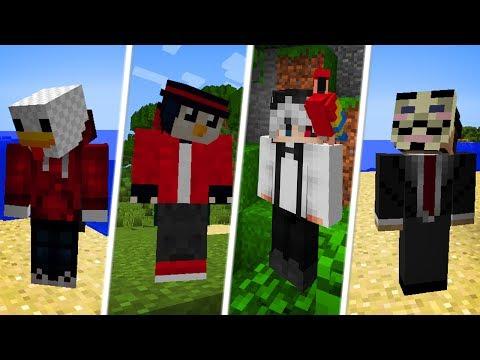 Breasla Titanilor - Minecraft SMP : Episodul 01 : Un început fantastic !