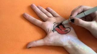 [Cosplay] Deianeiras Handmünder für Deidara