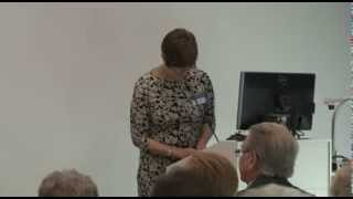 Christine Young - Embedding 'Age-friendly', Aust. Age-friendly Cities and Communities Conference