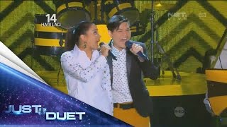 Yeah! Let's ride with Yeshua & Angel Pieters sings Naif's Mobil Balap! - Live Duet 08 - Just Duet Mp3