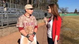 Eagles Win Wounded Warrior Game