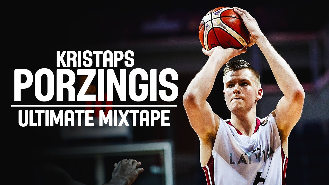 Kristaps Porzings - The Unicorn!