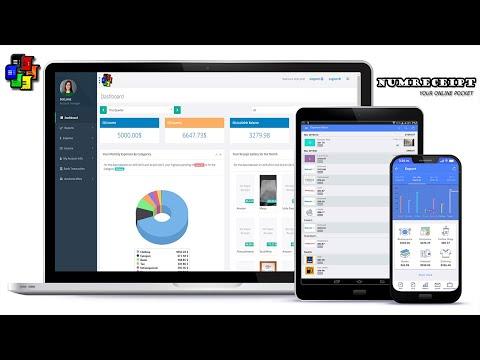 📱NumReceipt - Expense Manager💰🎯/📄Receipt Scanner App